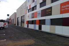 Rehabilitacio Façanes Girona Pintors  Trexpa colors