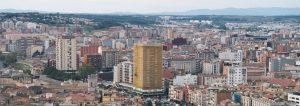 Rehabilitació del edifici el Bolet de Girona-pintors-façanes