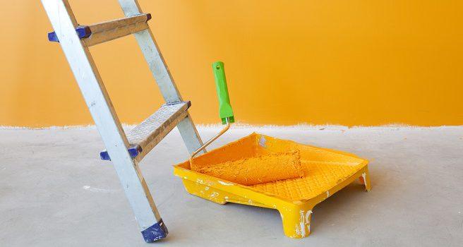 Consells pràctics per pintar un pis pas a pas