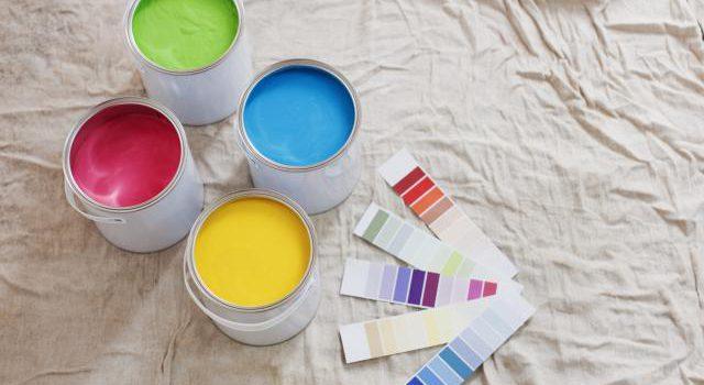 Quin és el millor color de pintura per pintar la meva llar?