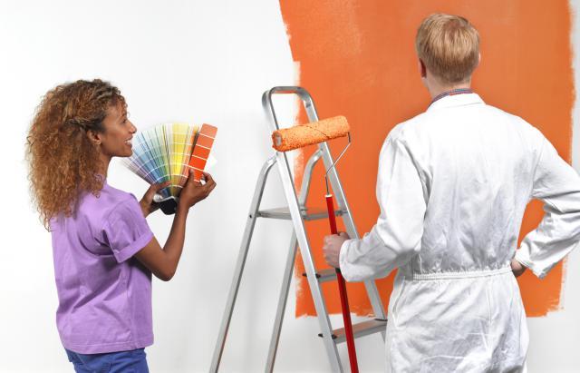 Pinta una muestra con nuestros pintores de Caldes de Malavella