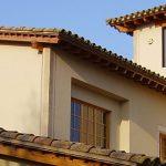 Reabilitacion de una fachada masia en Girona