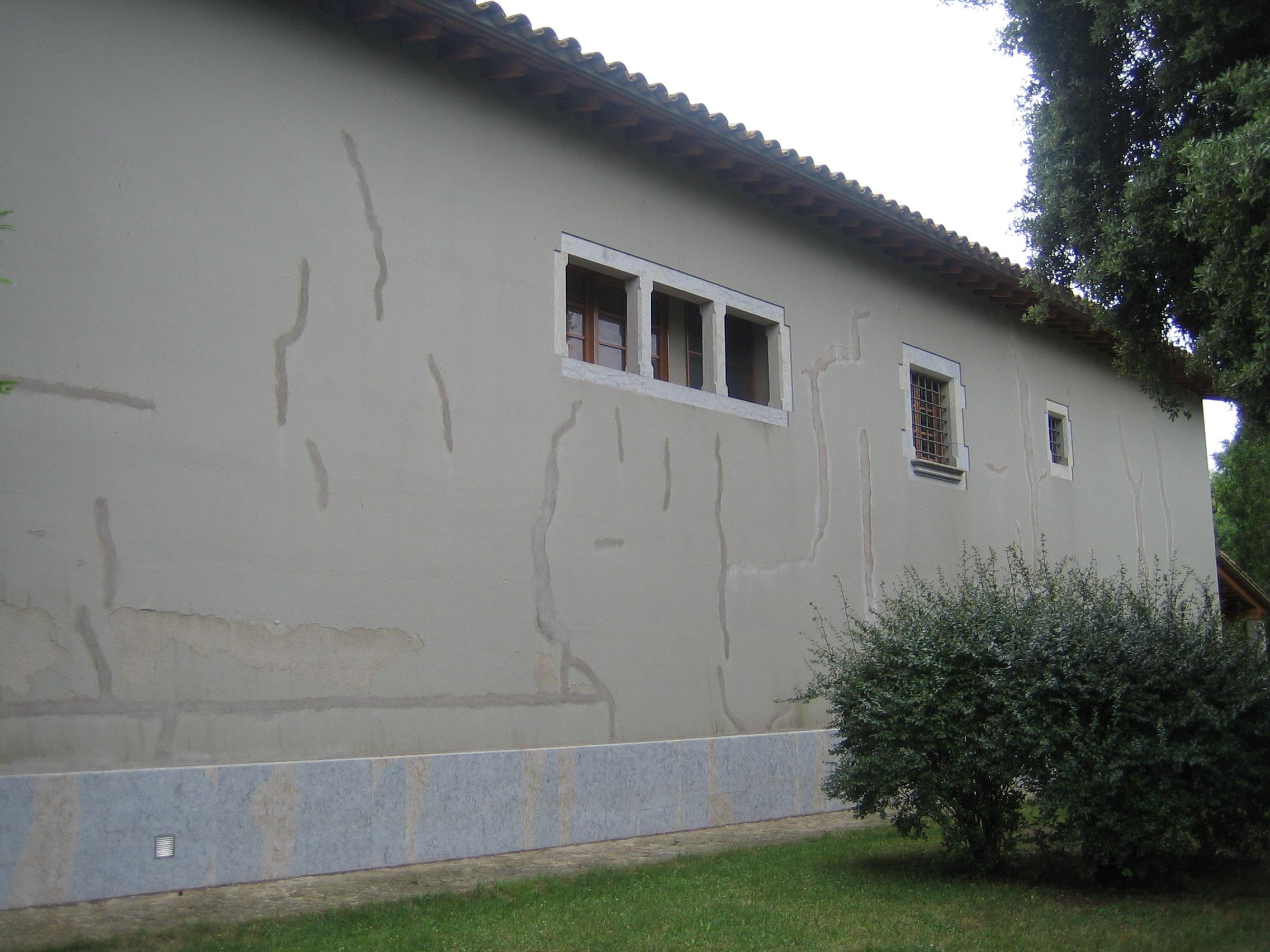Rehabilitar fachada con grietas