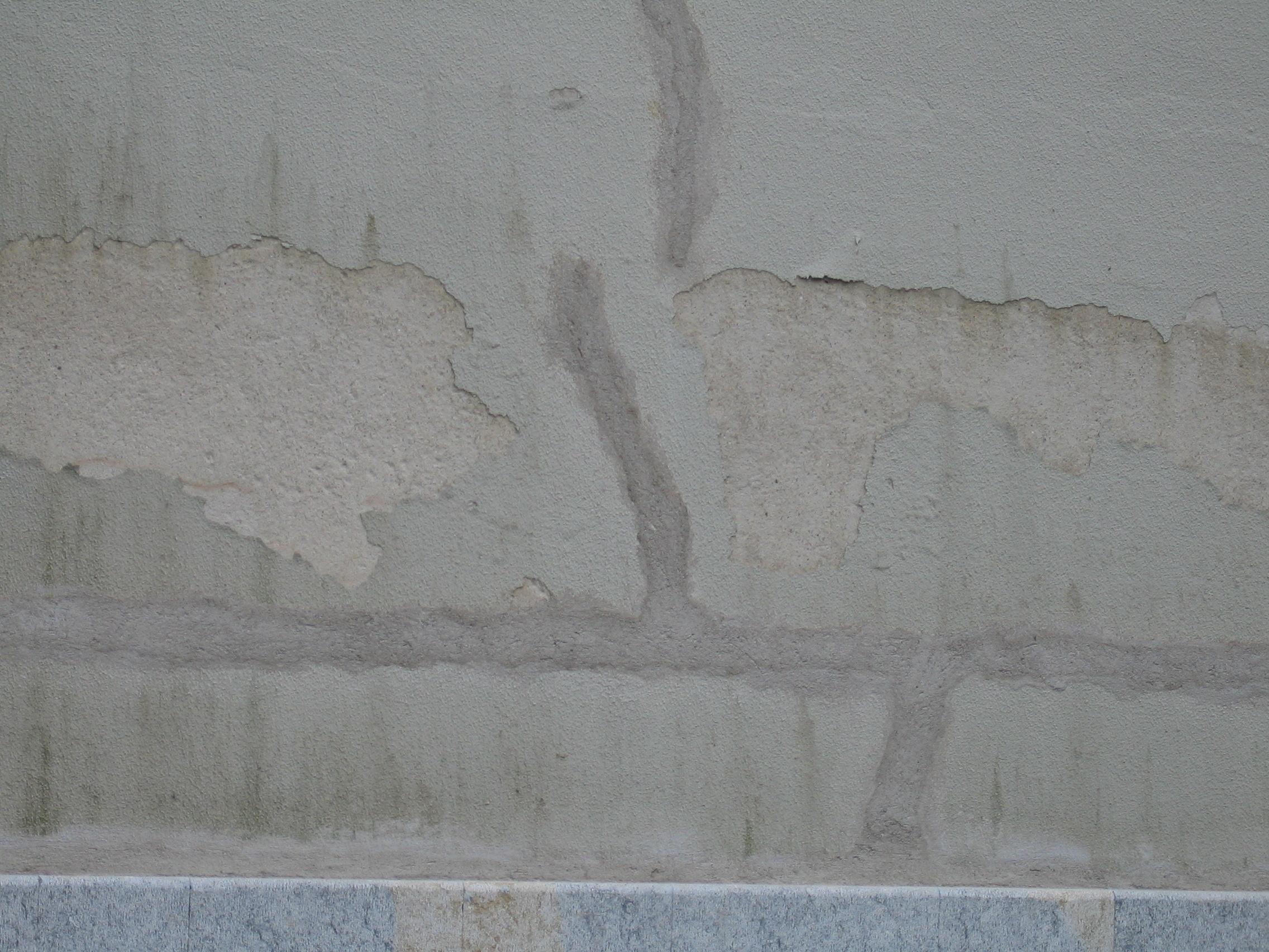 Rehabilitar fachada con grietas y desconchones