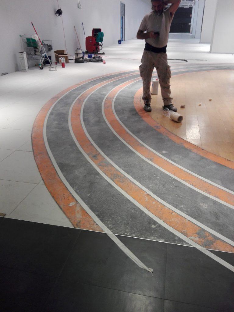 Rehabilitacio alfombra sport zone