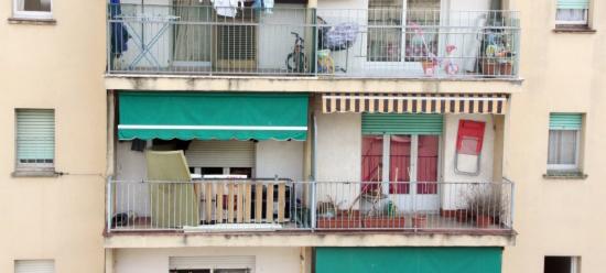 Rehabilitacions balcones en Salt