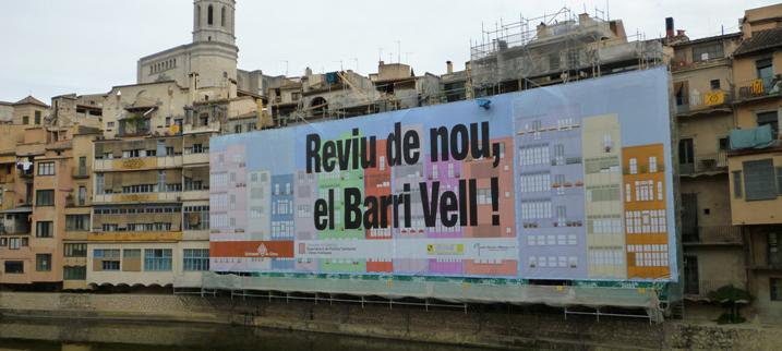 Rehabilitacio façanes a girona - Girona Pintors